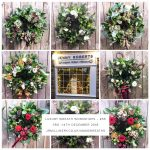 Luxury Wreath Workshops 2018