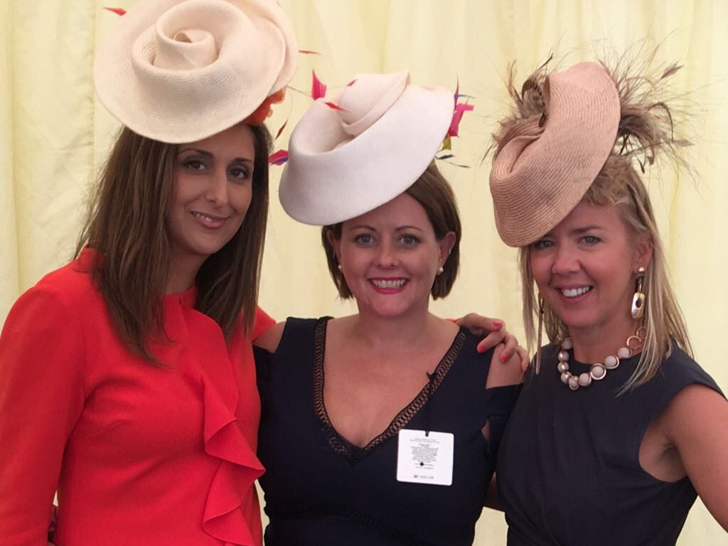 4746b45e121  Top 10 Millinery Musts  for standing out from the crowd on Ladies Day